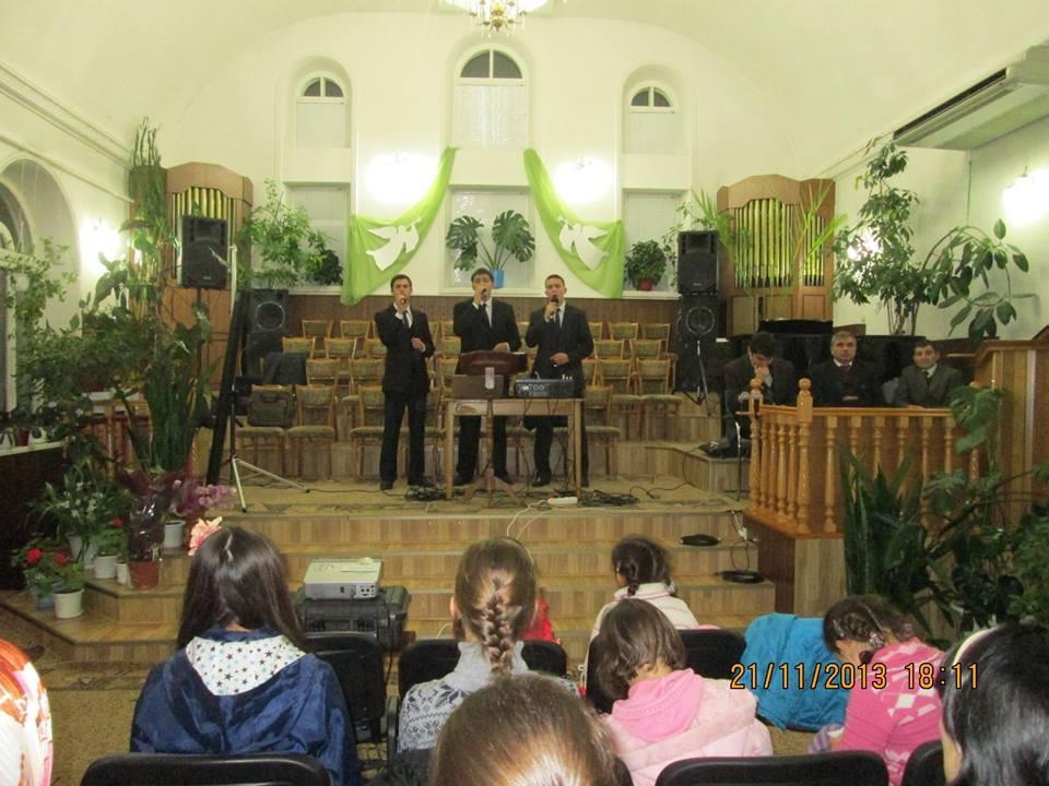 Церковь с. Бессарабка
